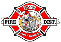 Sutter Creek Fire District Logo