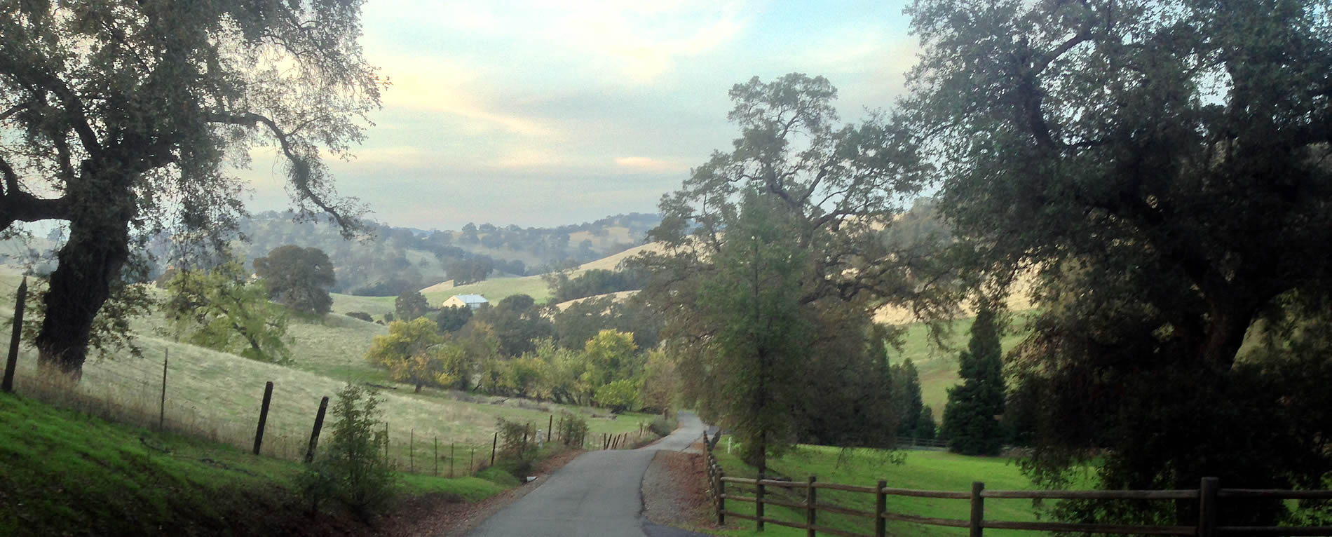 sutter creek country road