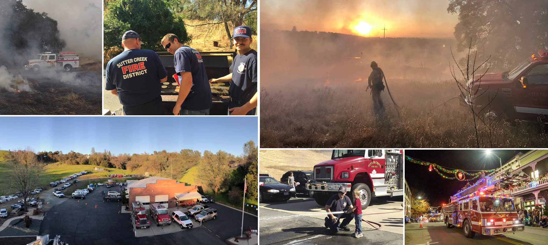 sutter creek fire district